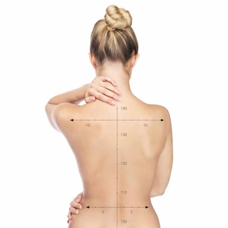 Geovital Kombi matras op uw lichaam aangepast