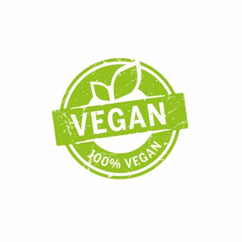 Geovital vegan logo